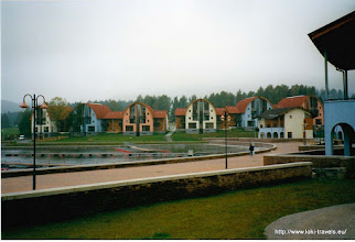 Photo: Tsjechië. Marina Lipno.