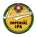 Bozeman Brewing Co. Hopsimilla Imperial IPA