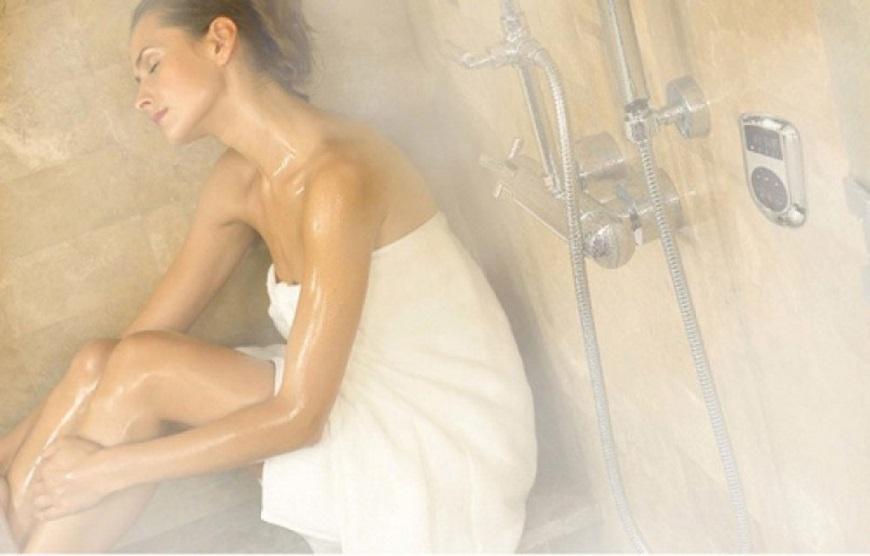 Tắm nước nóng tốt cho sức khỏe