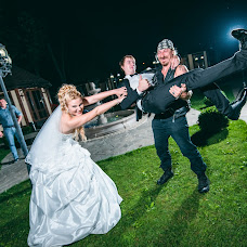 Wedding photographer Yura Morozov (sibirikonium). Photo of 16.02.2017