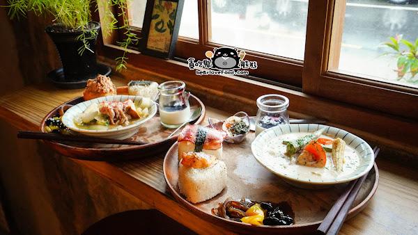 創意日式烤飯糰,買的是空間感受與舊時代穀倉的體會-麋谷 Migu village