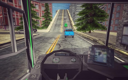 14 City Bus Simulator App screenshot