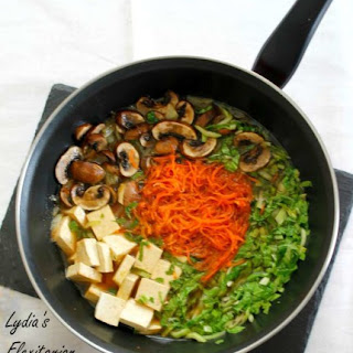 Vegan Sukiyaki