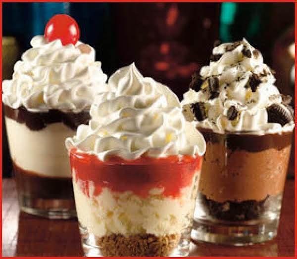 Easy Dessert Shooters Recipe