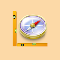 Compass & Spirit Level icon