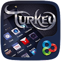 Turkey Go Launcher Theme icon