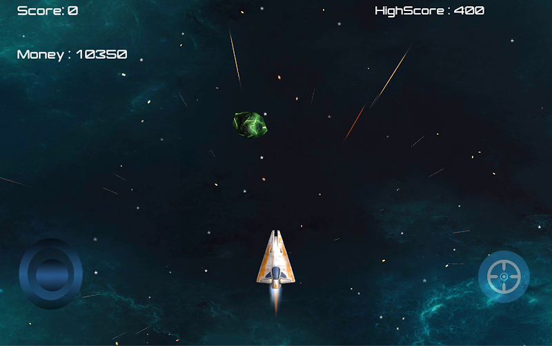 Скриншот Битва в космосе