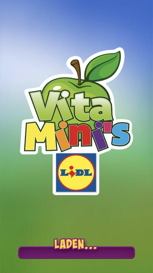Lidl VitaMini- screenshot