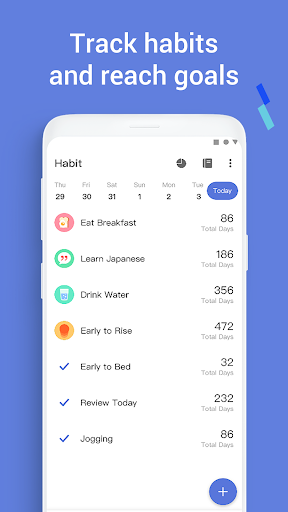 TickTick: ToDo List Planner, Reminder & Calendar 5.7.2 screenshots 7