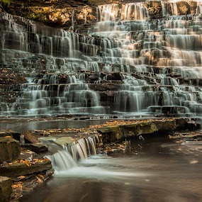 by Carl Chalupa - Landscapes Waterscapes ( water, albion, waterfalls,  )