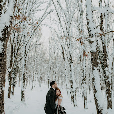 Wedding photographer Leonidas Kyrtsos (polkadot). Photo of 10.01.2019