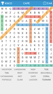 Word Search 2.0 Android Mod + APK + Data 1