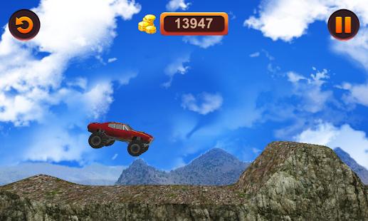 Mountain Race II screenshot