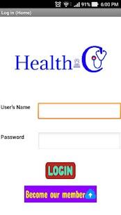 Health-C - náhled