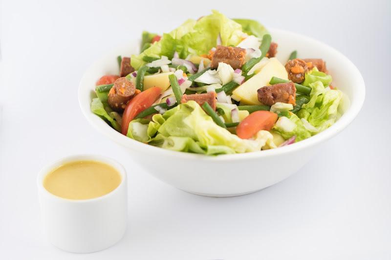 Salade aardappel & merguez