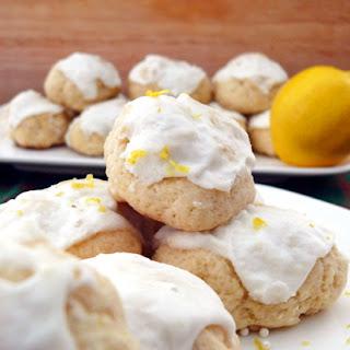 Day 8 - Italian Lemon Drops