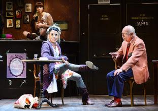 Photo: Wien/ Theater in der Josefstadt: FOREVER YOUNG von Franz Wittenbrink. Regie: Franz Wittenbrink. Premiere am 31.1.2013. Eva Mayer, Ruth Brauer-Kvam, Kurt Sobotka. Foto: Barbara Zeininger