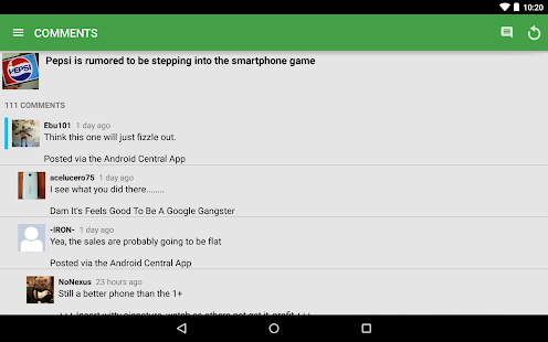 AC - Android News, Tips & Apps- screenshot thumbnail