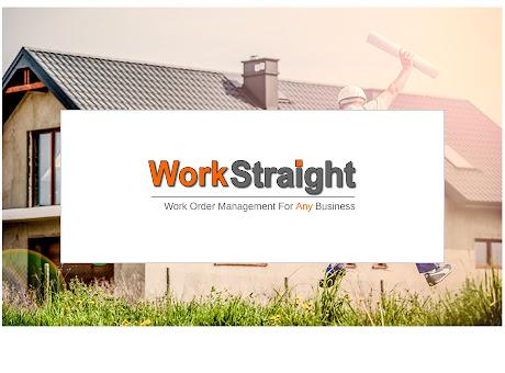 WorkStraight - Work Order Management