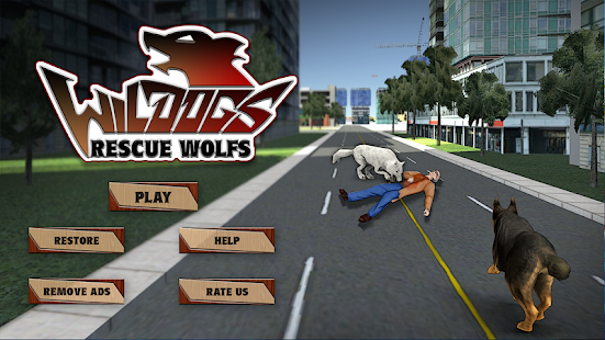 Police dog vs wild wolves apps on google play screenshot image solutioingenieria Gallery