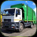 Garbage Truck Simulator 3D icon