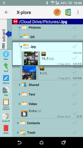 X-plore File Manager 4.19.03 8
