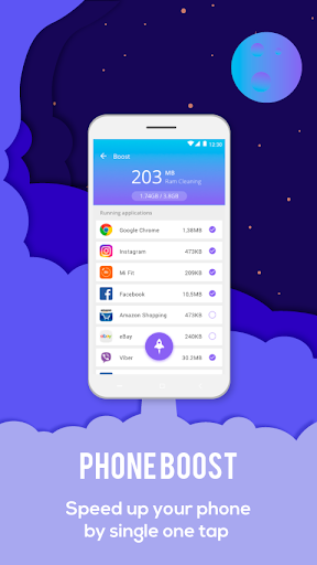 One Tap Cleaner – Phone Cleaner and Speed Booster