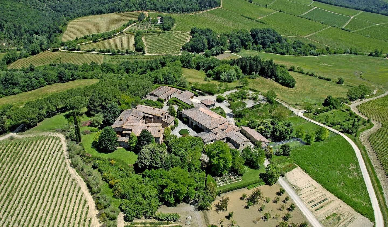 Villa avec jardin Castellina in Chianti