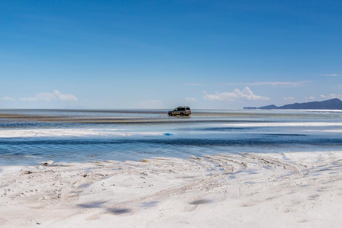 Вкус коки и соли на губах или в Боливию на... пароходе HAL Maasdam 02-03.2018