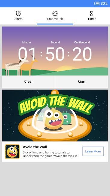 #3. Savanna Alarm (Android)