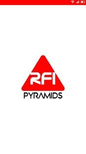RFI Pyramids - náhled