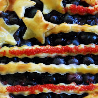 Tiny Patriotic Pies