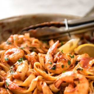 Shrimp Red Pepper Pasta Recipes