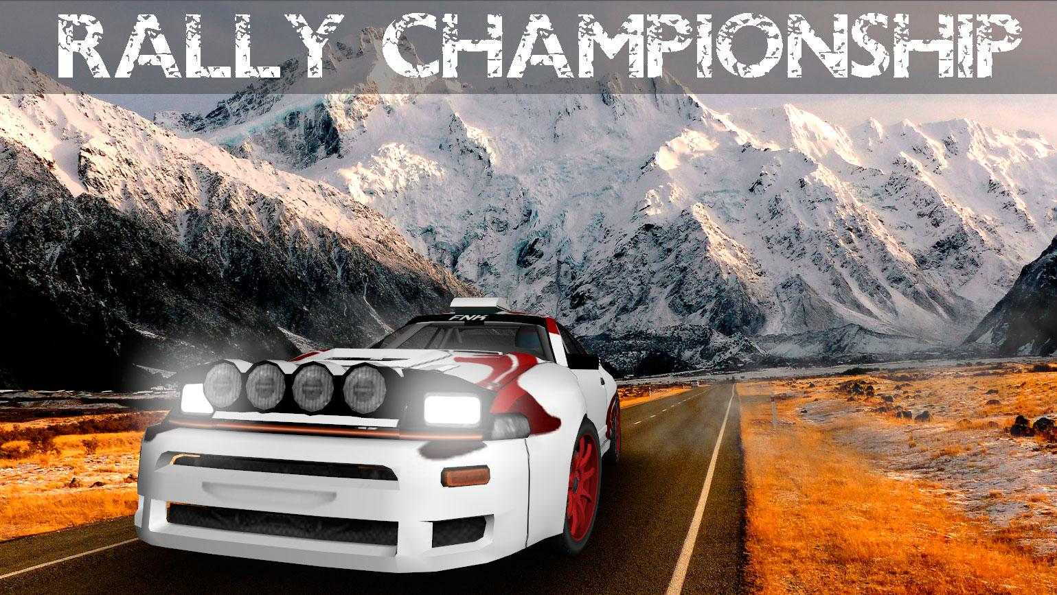 Rally Championship- screenshot