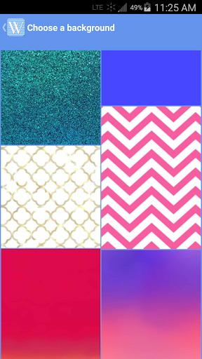 Monogram Wallpaper Maker APK Full