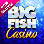 Big Fish Casino – Slot Machines & Huge Rewards icon