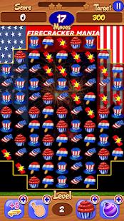 Download Firecracker Mania Match 3 Game For PC Windows and Mac apk screenshot 5