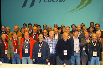 Photo: Ex Secretarios Federales