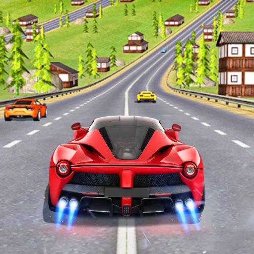 Crazy Car Traffic Racing Games 2019 : Free Racing