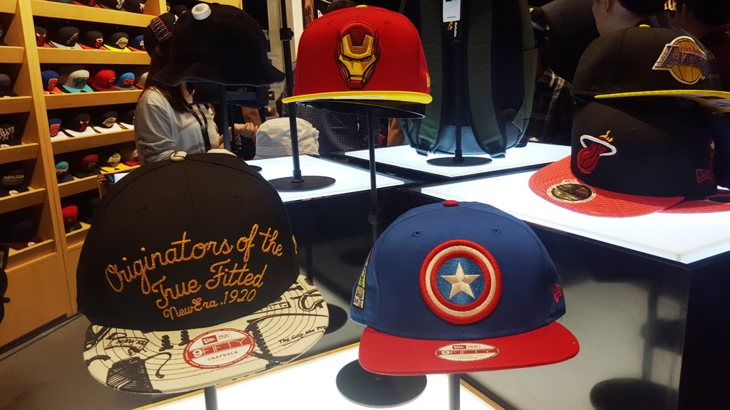 NEW ERA CAPS EXCITING DESIGNS FROM MARVEL
