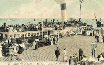 "Photo: ""Duchess of Fife"" at Ryde"