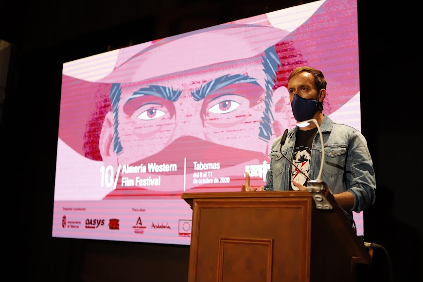 Juan Francisco Viruega, premio ASFAAN.