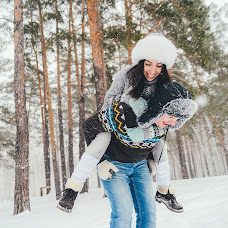 Wedding photographer Lyubava Evdokimova (Ginger-alisa). Photo of 02.02.2016
