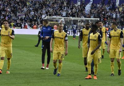 """Speler van Club Brugge krijgt de wind vol van voren: """"Moet je daarvoor dan zo oud geworden zijn, vraag ik me toch af"""""""