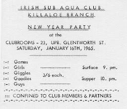 Photo: New Year's Party Invitation