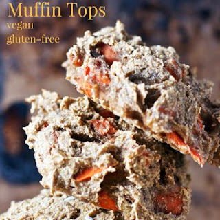 Carrot Cake Muffins Tops Recipe