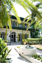 Photo: Ernest Hemingway House at Key West