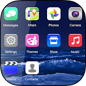 Launcher for iPhone 7 : Free