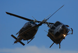 Photo: Huey - Royal New Zeland Air Force