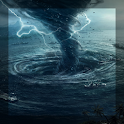 Tornado 3D Live Wallpaper icon